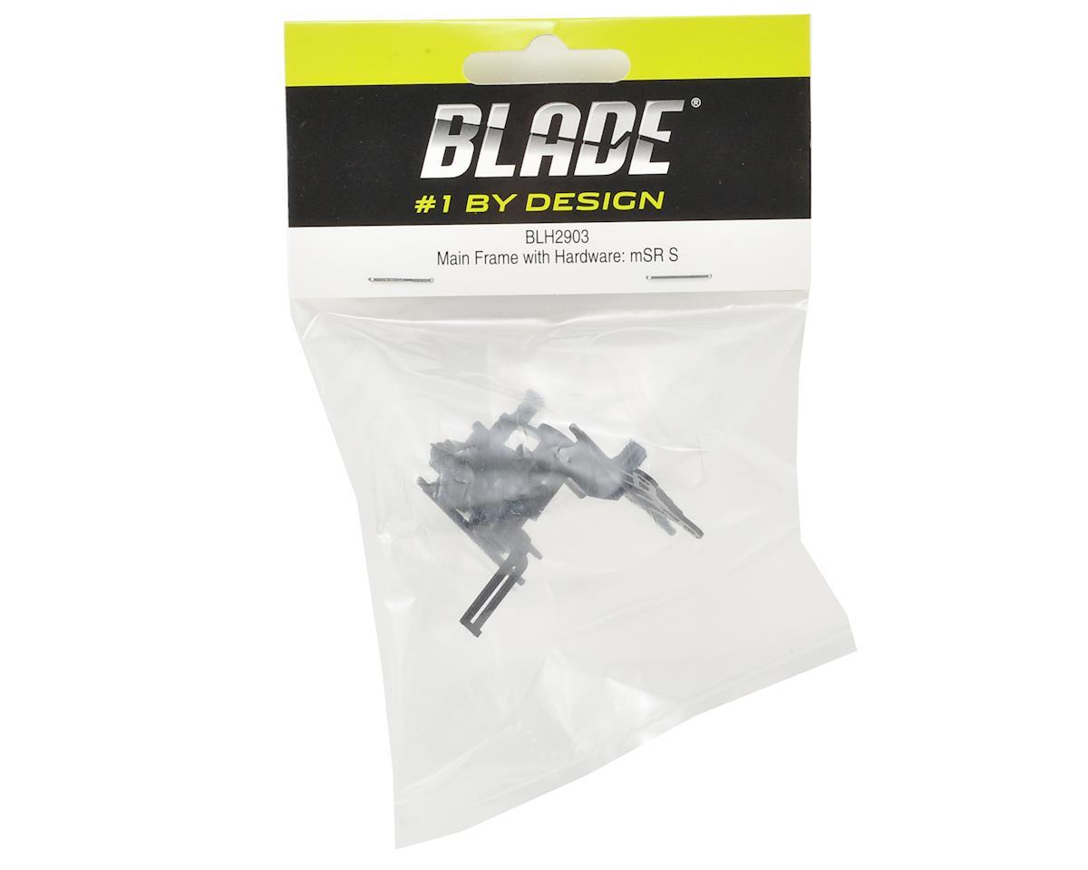 Blade Helis mSR S Main Frame w/Hardware