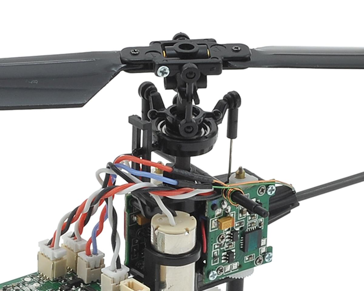 Blade Helis mSR S Bind-N-Fly Basic Flybarless Fixed Pitch Micro Helicopter