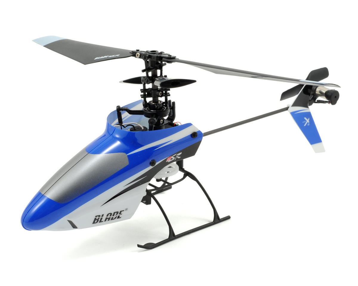 Blade Helis mSR RTF Ultra Micro Single Rotor Electric Helicopter