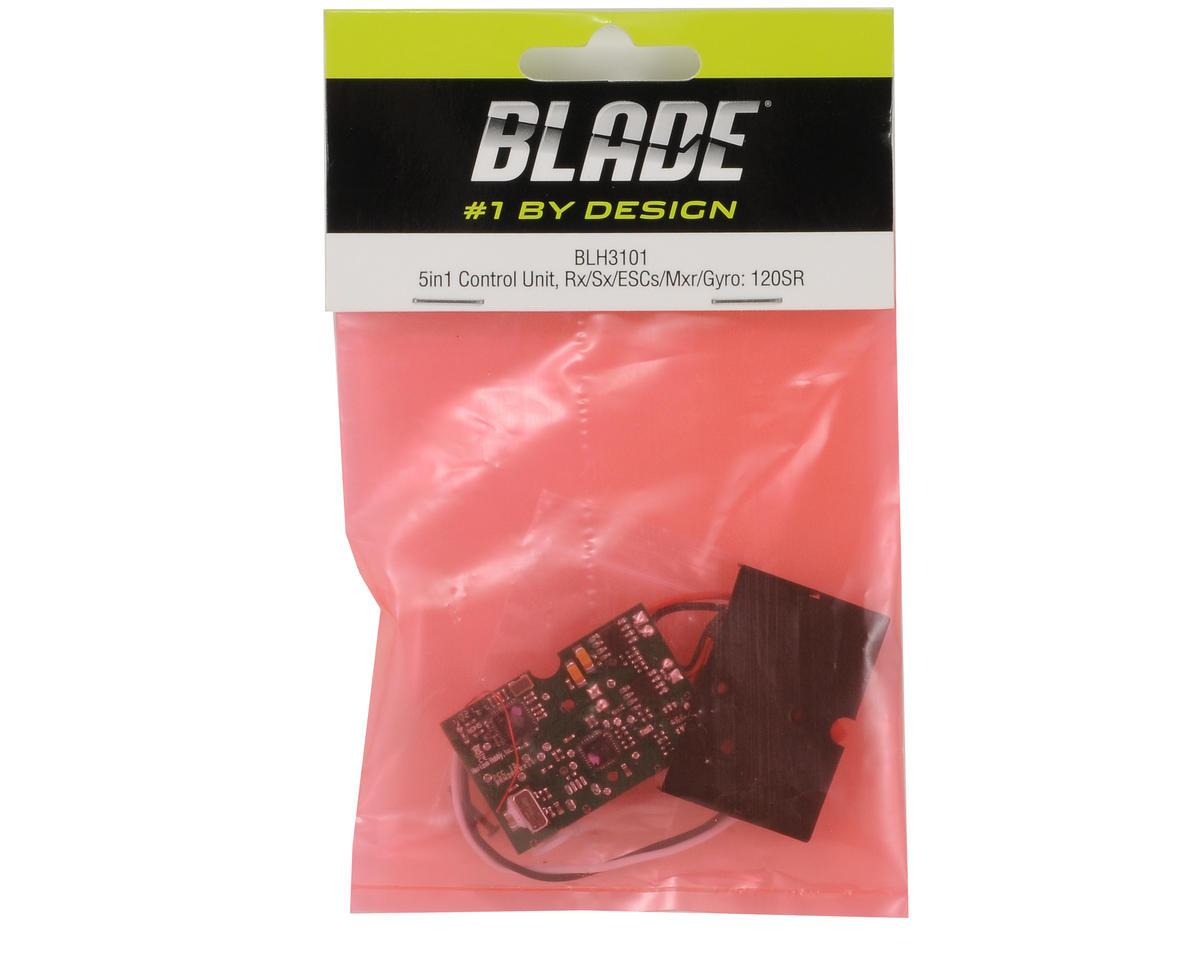 Blade Helis 5-n-1 Control Unit: 120 SR