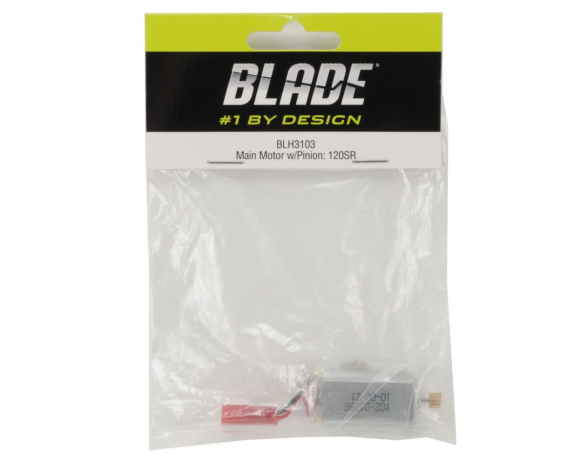 Blade Main Motor w/Pinion: 120 SR
