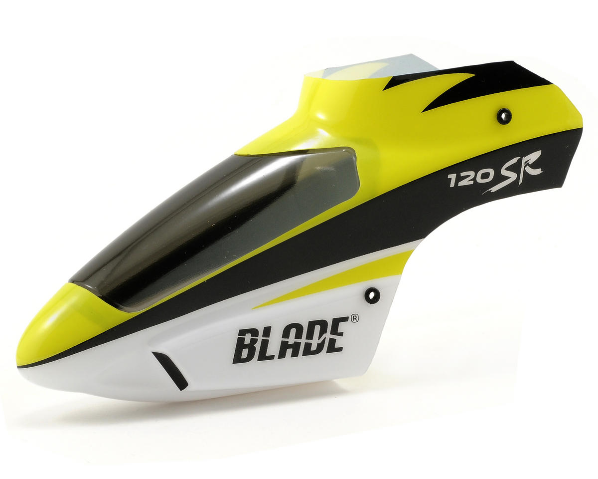 Blade Complete Yellow Canopy w/Grommets: 120 SR