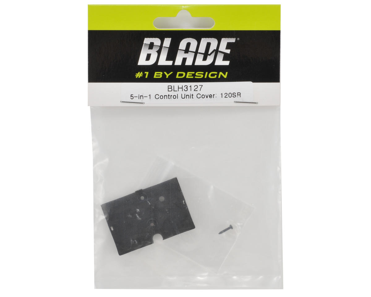 Blade Helis 5-in-1 Control Unit Cover: 120SR