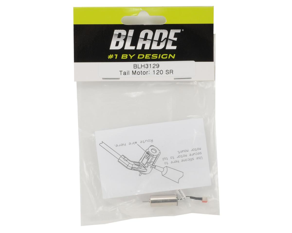 Blade Helis Tail Motor: 120 SR