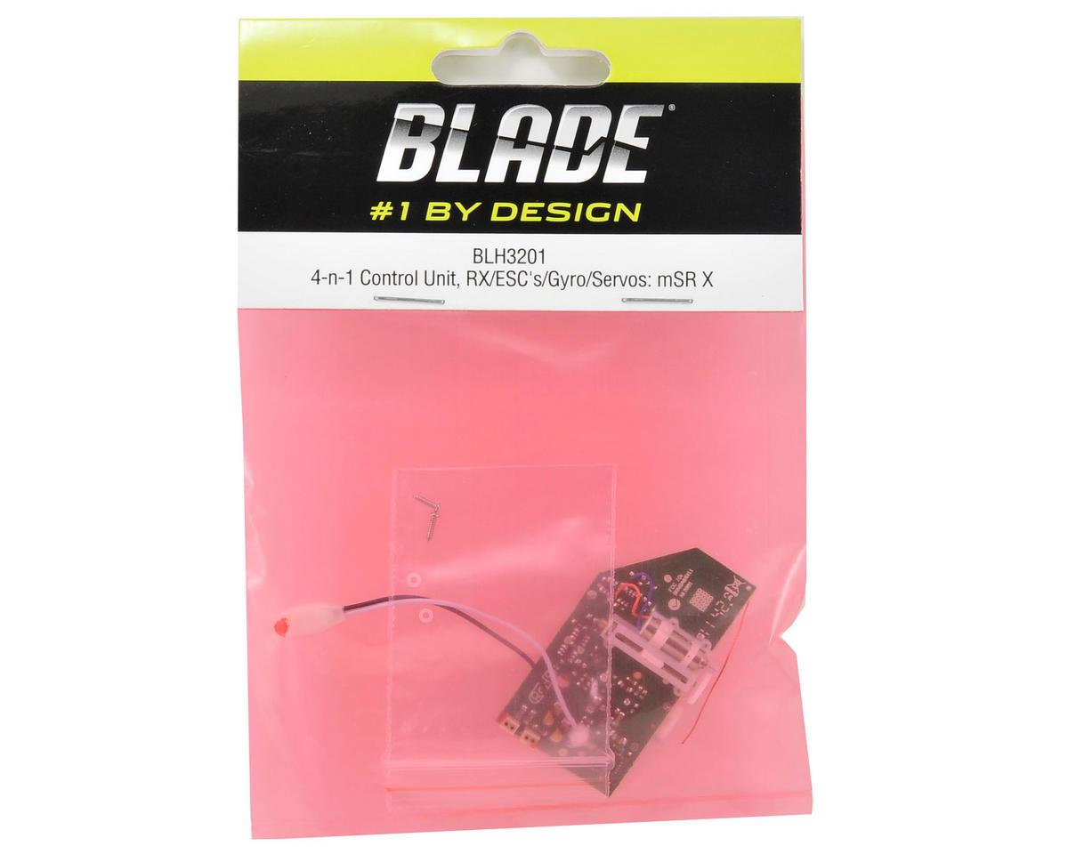 Blade Helis 4-n-1 Control Unit