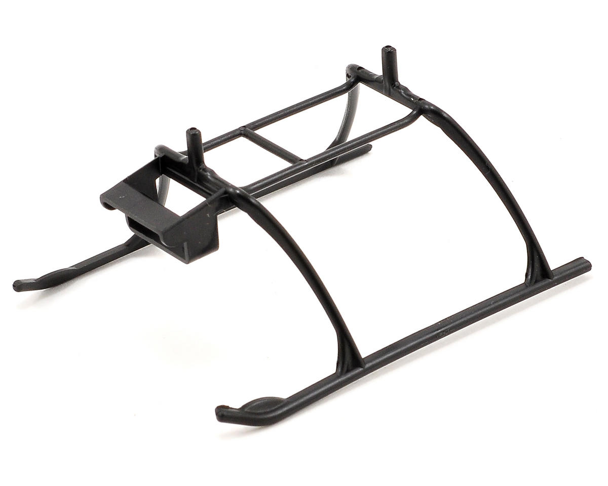 Landing Skid & Battery Mount (mSR X) by Blade Helis