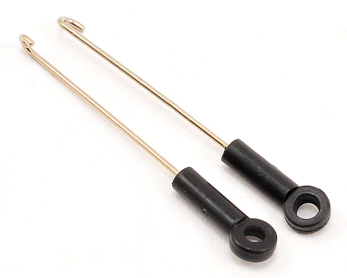 Servo Push Rod Set w/Ball Link (mSR X) by Blade mSR X