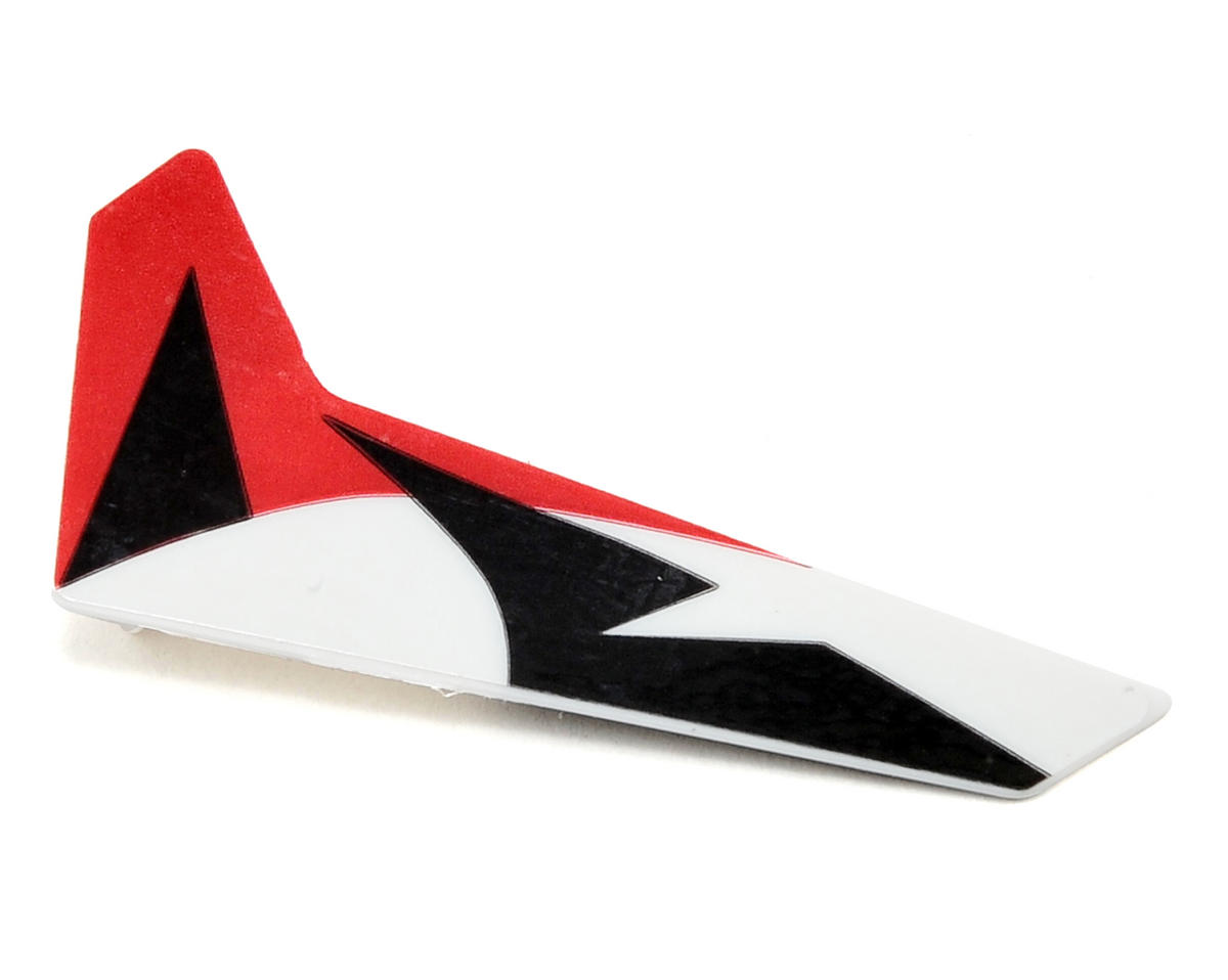 Blade Helis Vertical Fin (White)