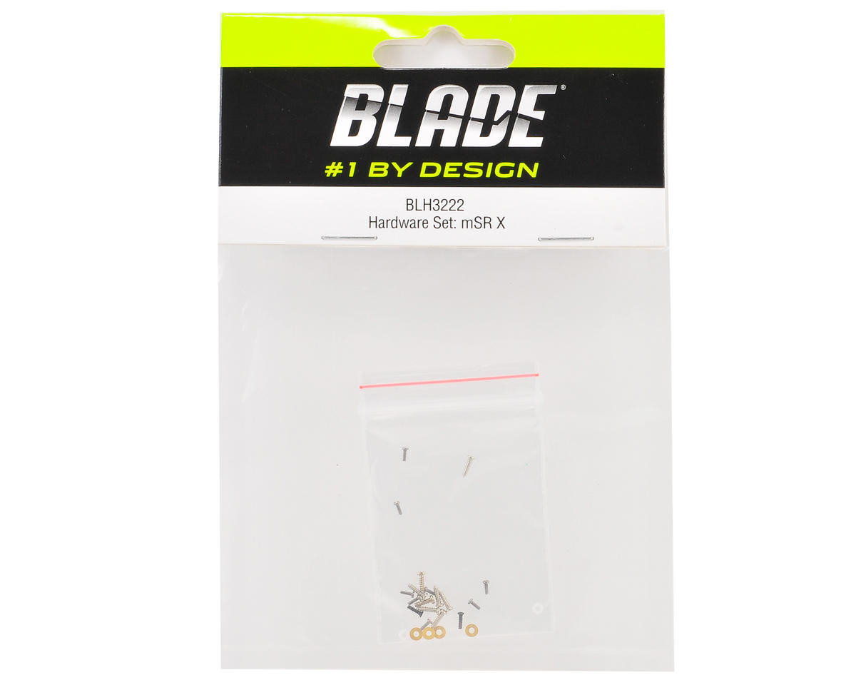 Blade Helis Hardware Set (mSR X)