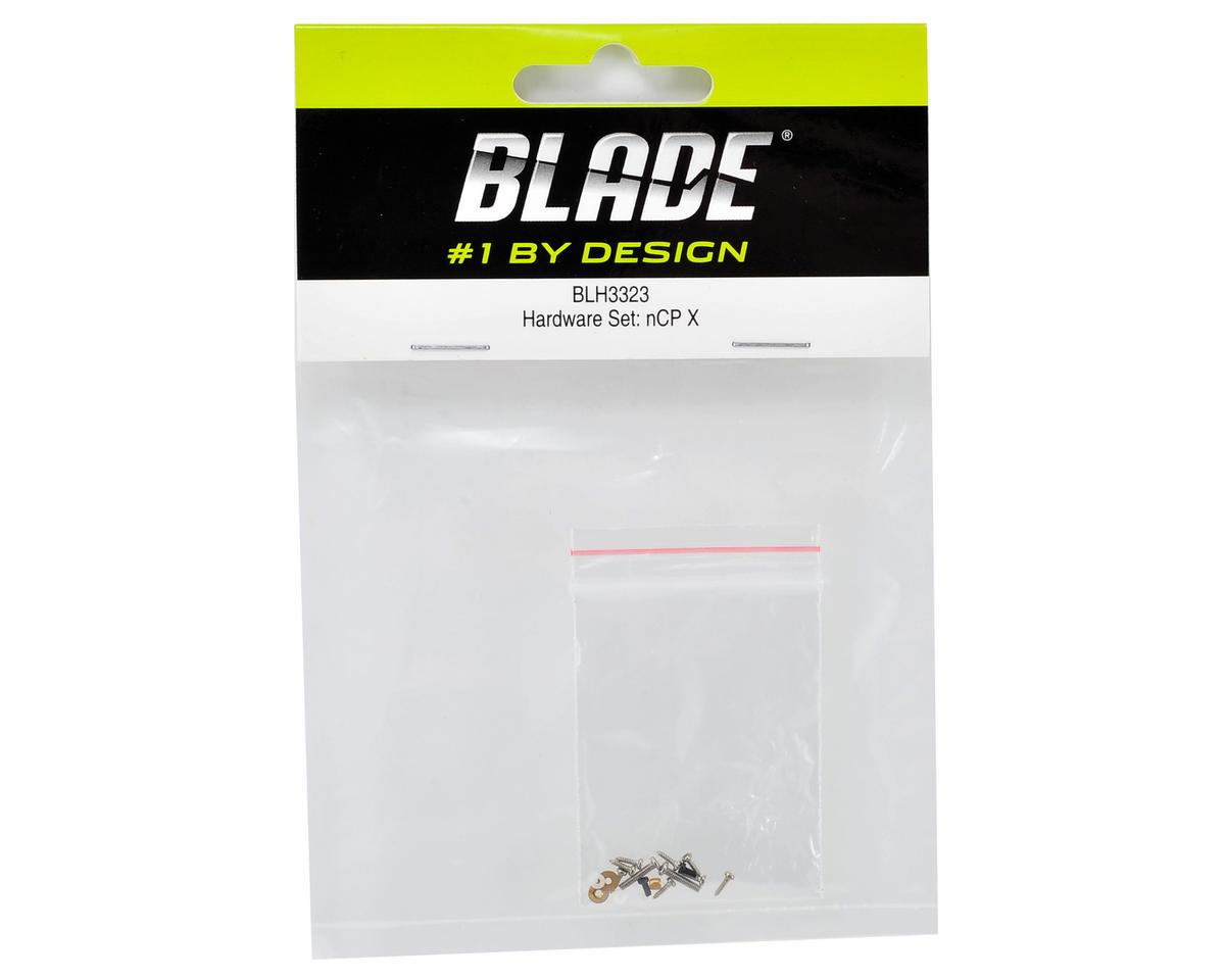 Blade Helis Nano CP X Hardware Set