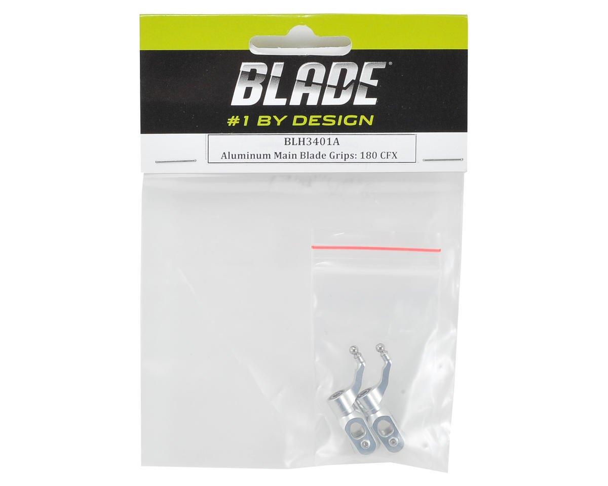 Blade Helis Aluminum Main Blade Grip Set