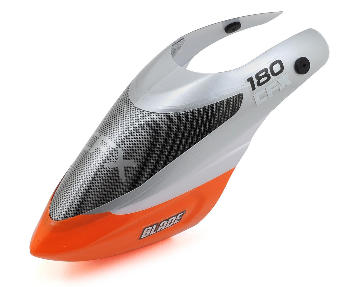 Blade Helis 180 CFX Canopy (Orange)