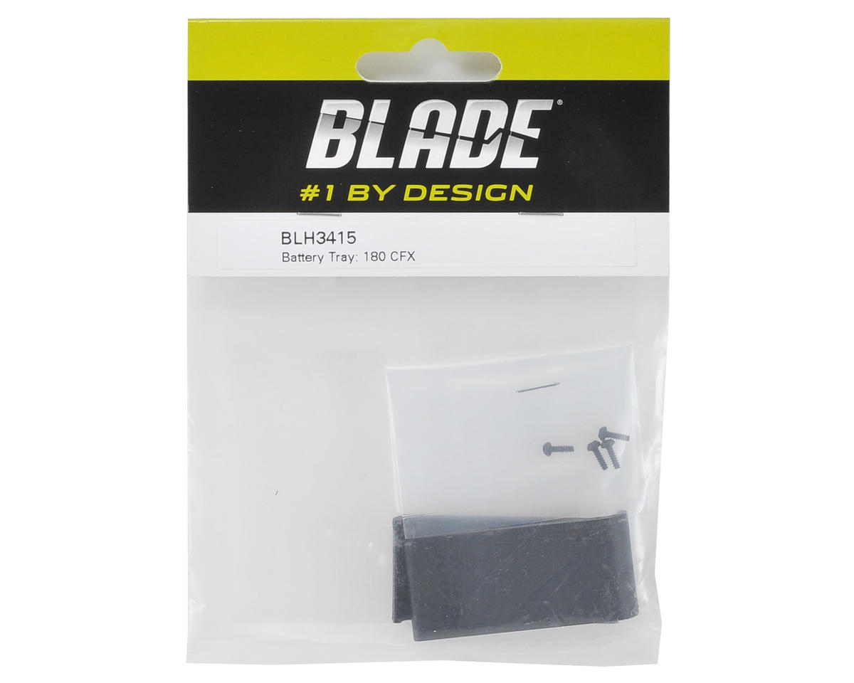 Blade Helis Battery Tray