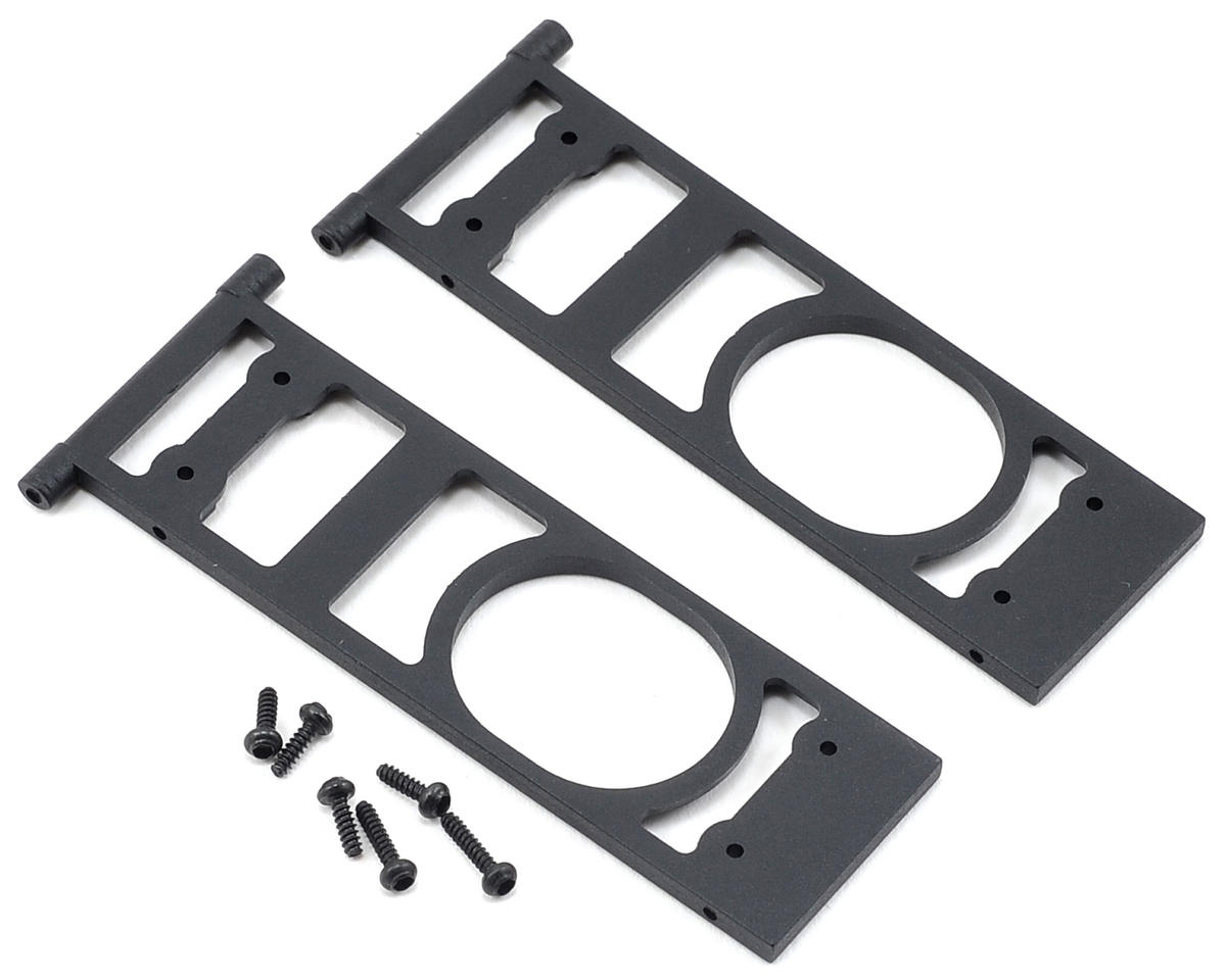 Trio 180 CFX Bottom Plate by Blade Helis