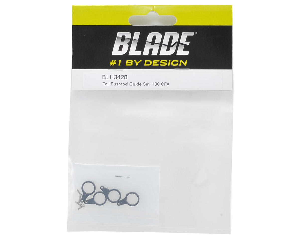 Blade Trio 180 CFX Tail Pushrod Guide Set