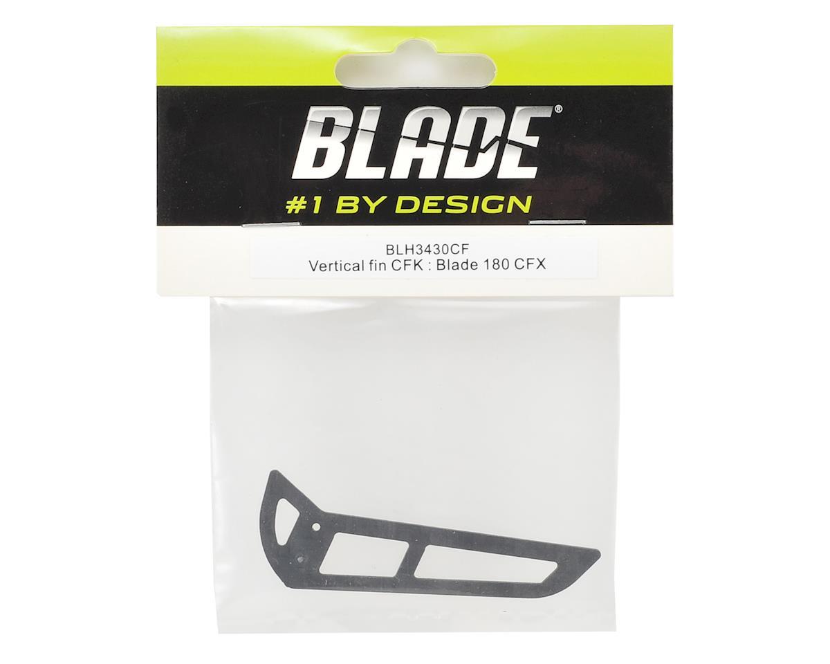Blade Helis 180 CFX Carbon Fiber Vertical Fin