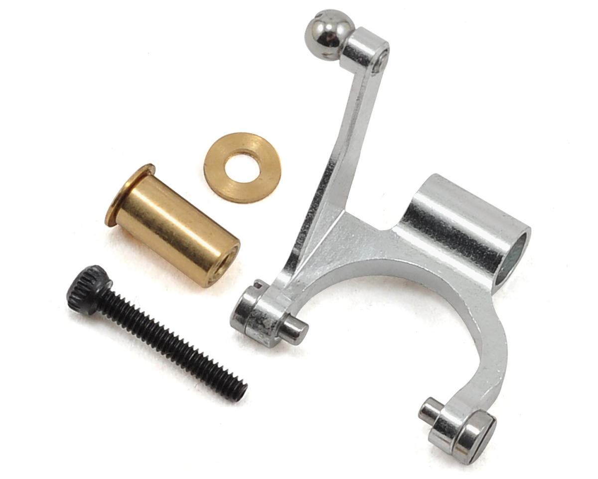 Aluminum Tail Pitch Bellcrank by Blade