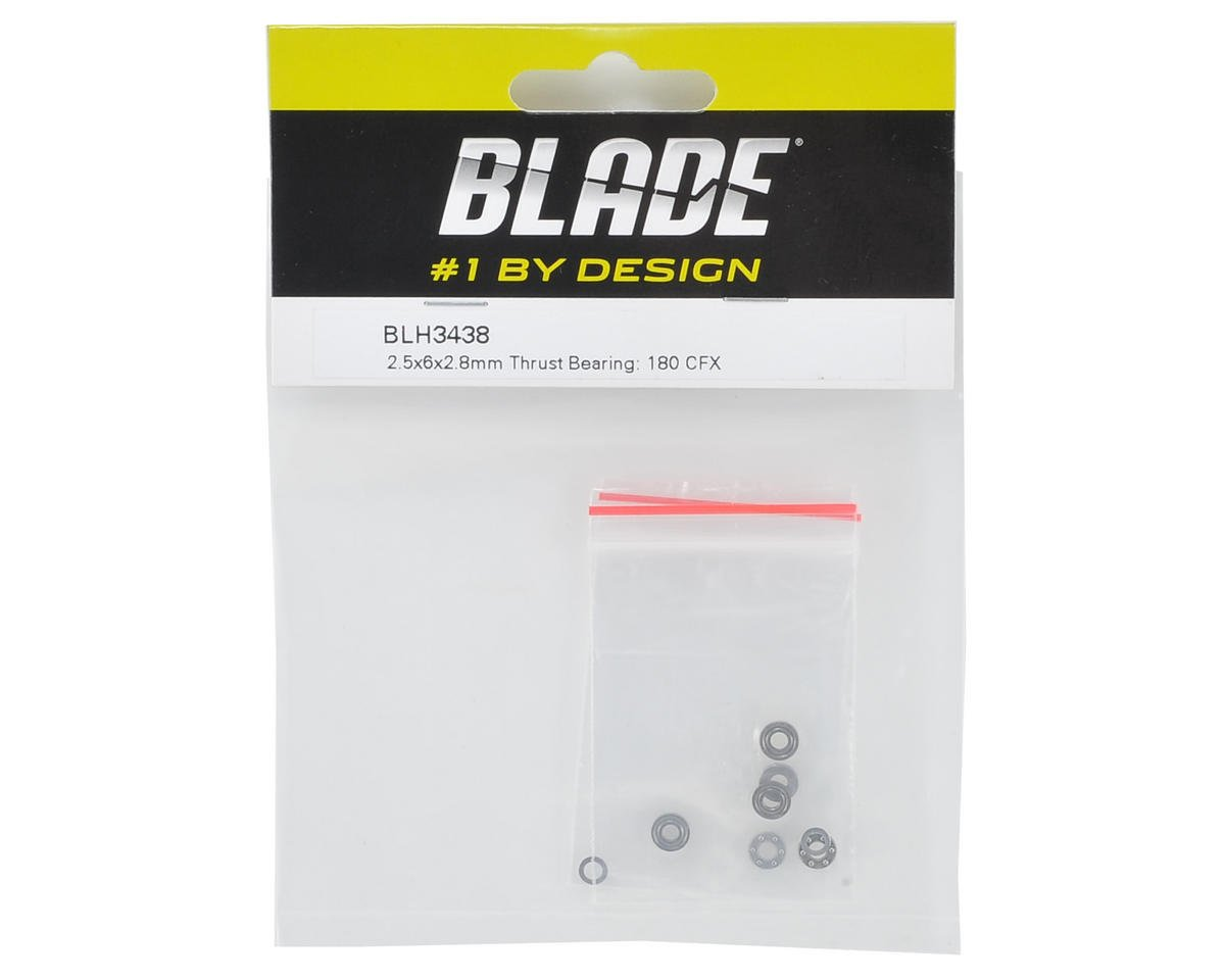 Blade Trio 180 CFX 2.5x6x2.8mm Bearing