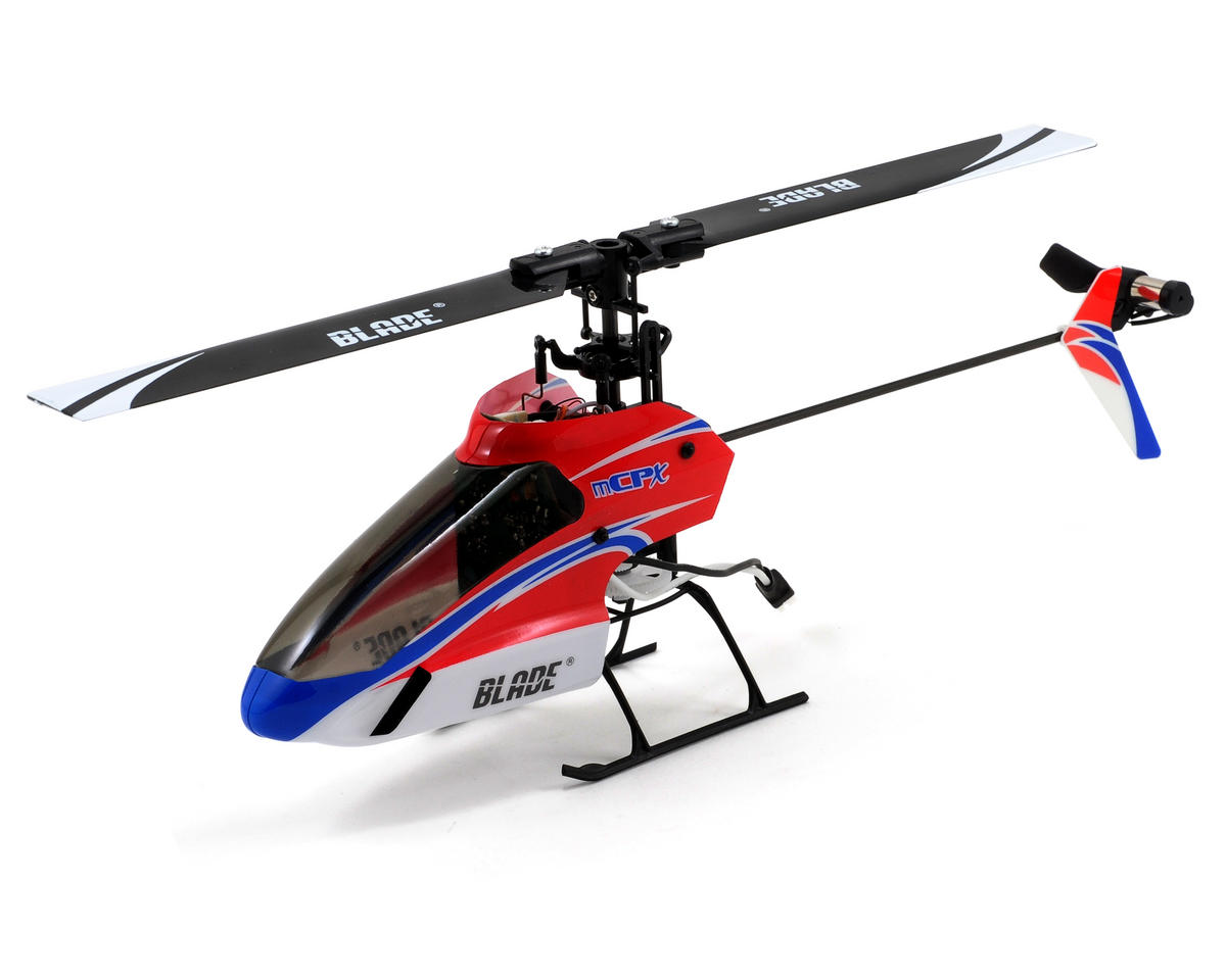 Blade mCP X RTF Electric Collective Pitch Micro Helicopter