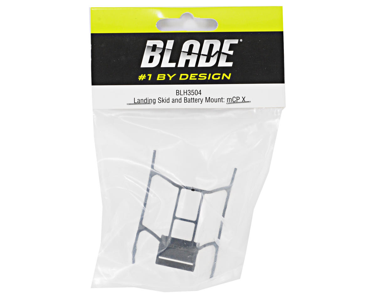Blade Landing Skid w/Battery Mount