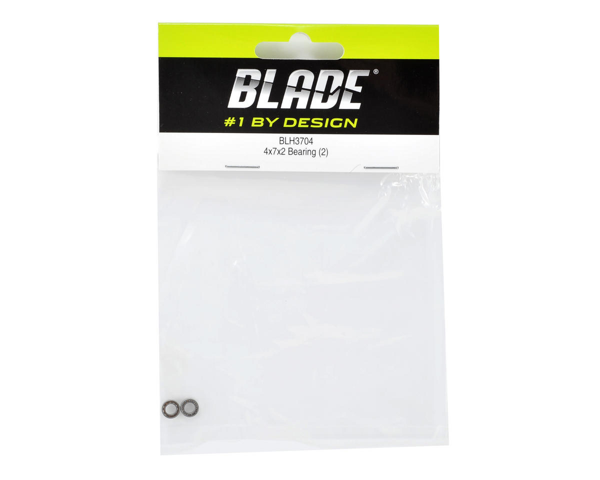 Blade 4x7x2mm Bearing (2) (130 X)