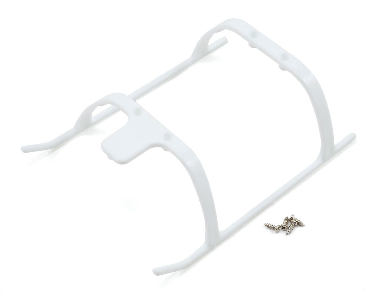 Landing Gear Set (White) by Blade Helis