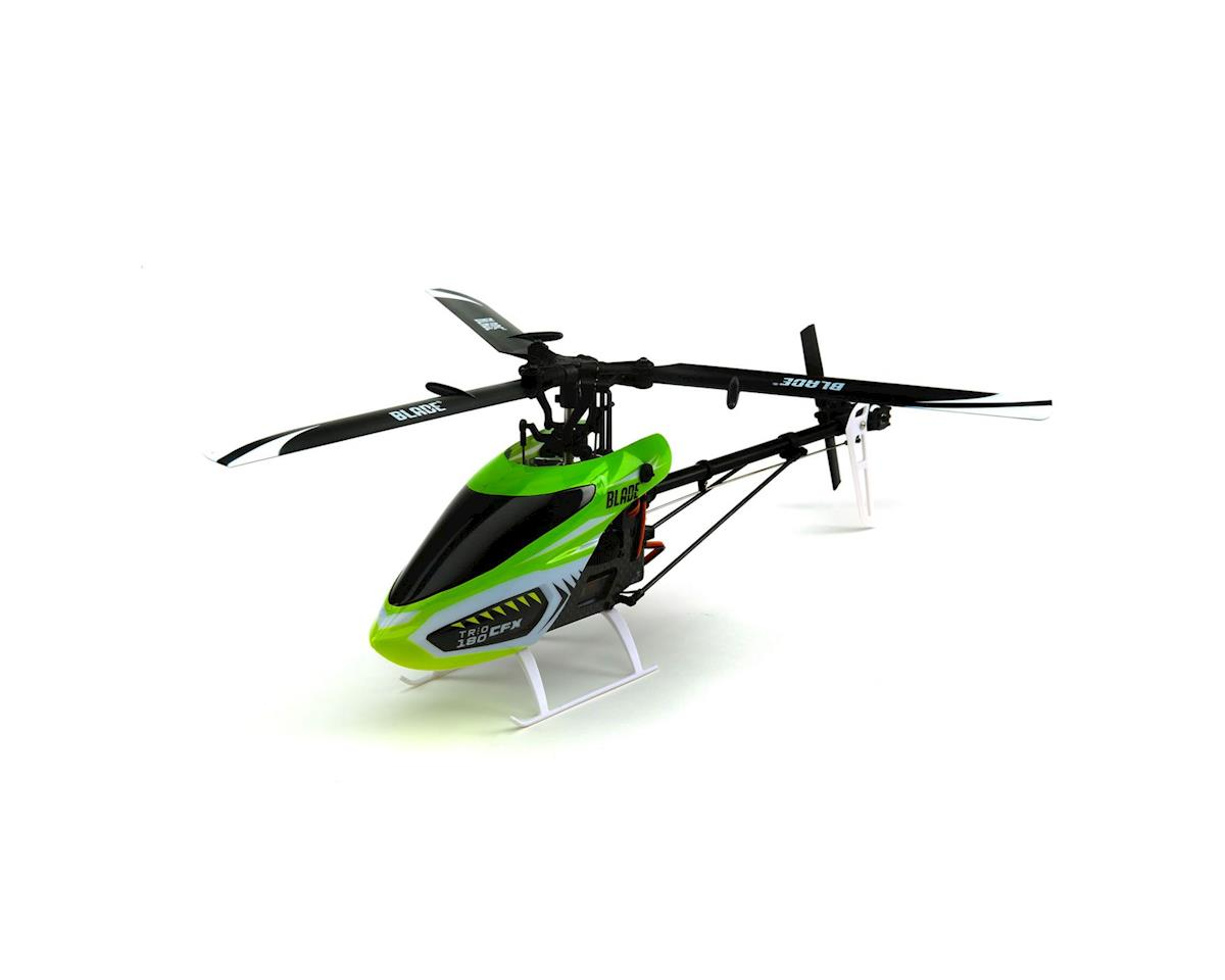 Trio 180 CFX BNF Basic Electric Flybarless Helicopter by Blade Helis