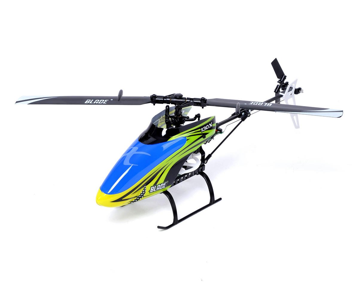 Blade Helis 130 X Bind-N-Fly Electric Helicopter
