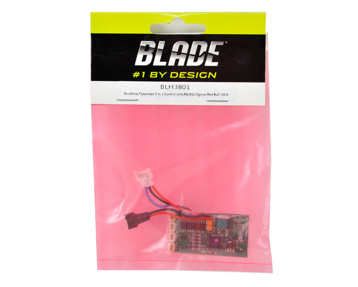 Blade 3-in-1 Flybarless Control Unit