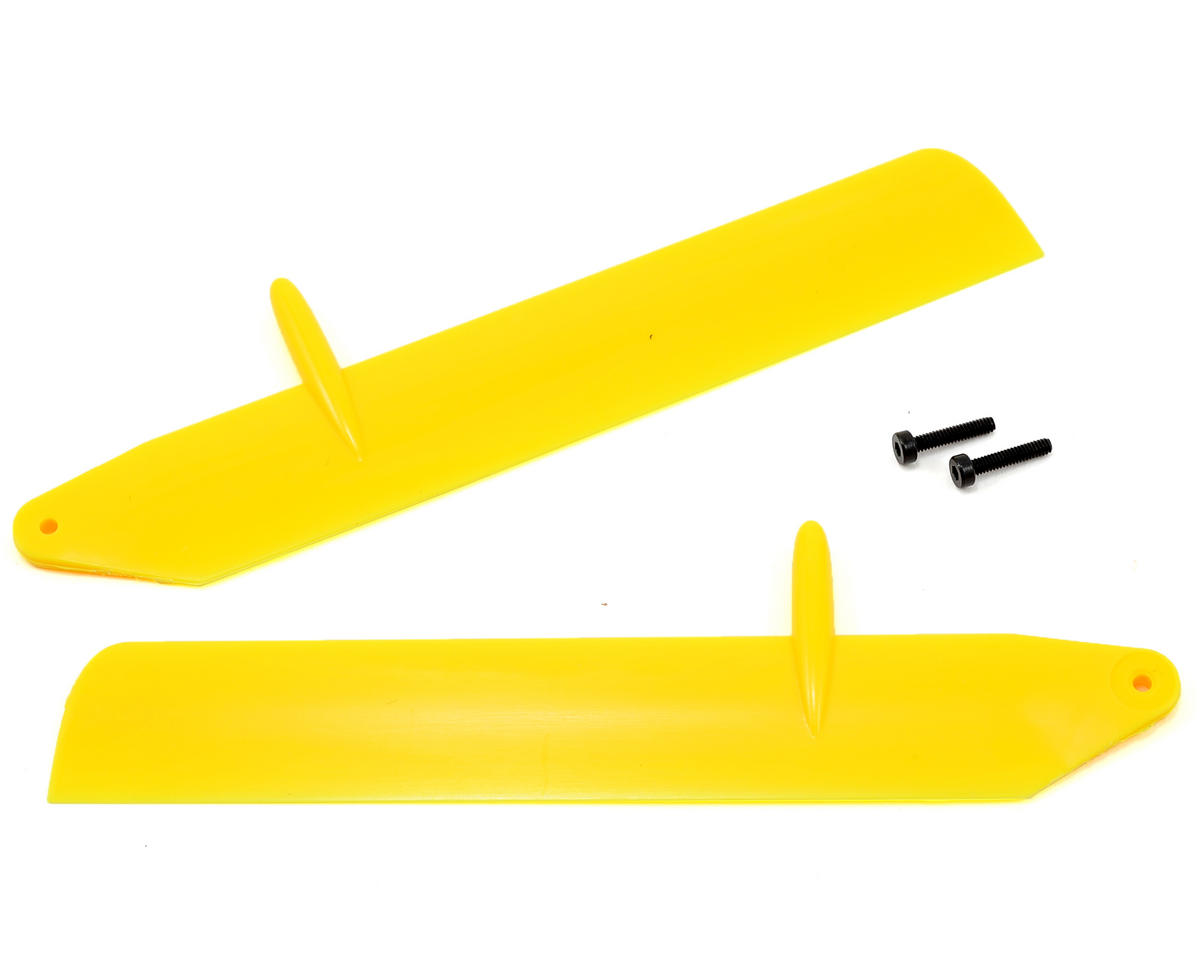 Fast Flight Main Blade Set (Yellow) (mCP X BL) by Blade Helis