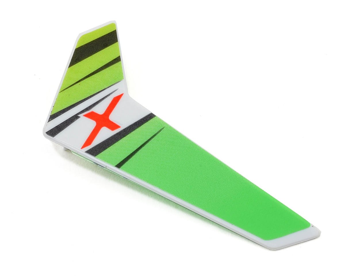 Blade Helis Tail Fin (Green)