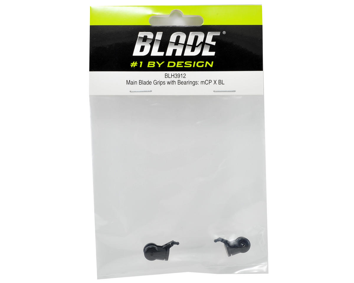 Blade Main Blade Grip Set w/Bearings
