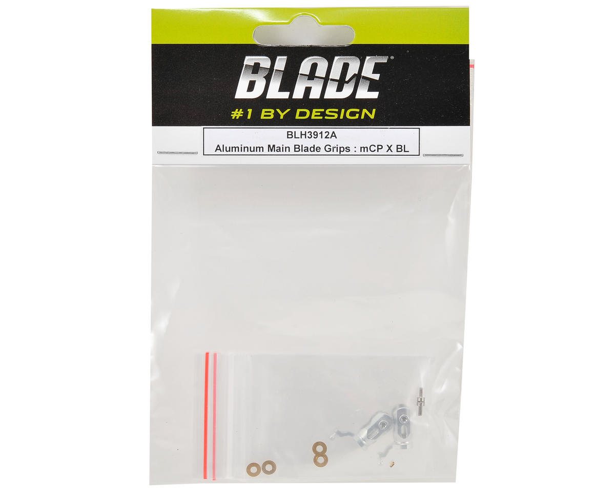 Blade Aluminum Main Blade Grip Set