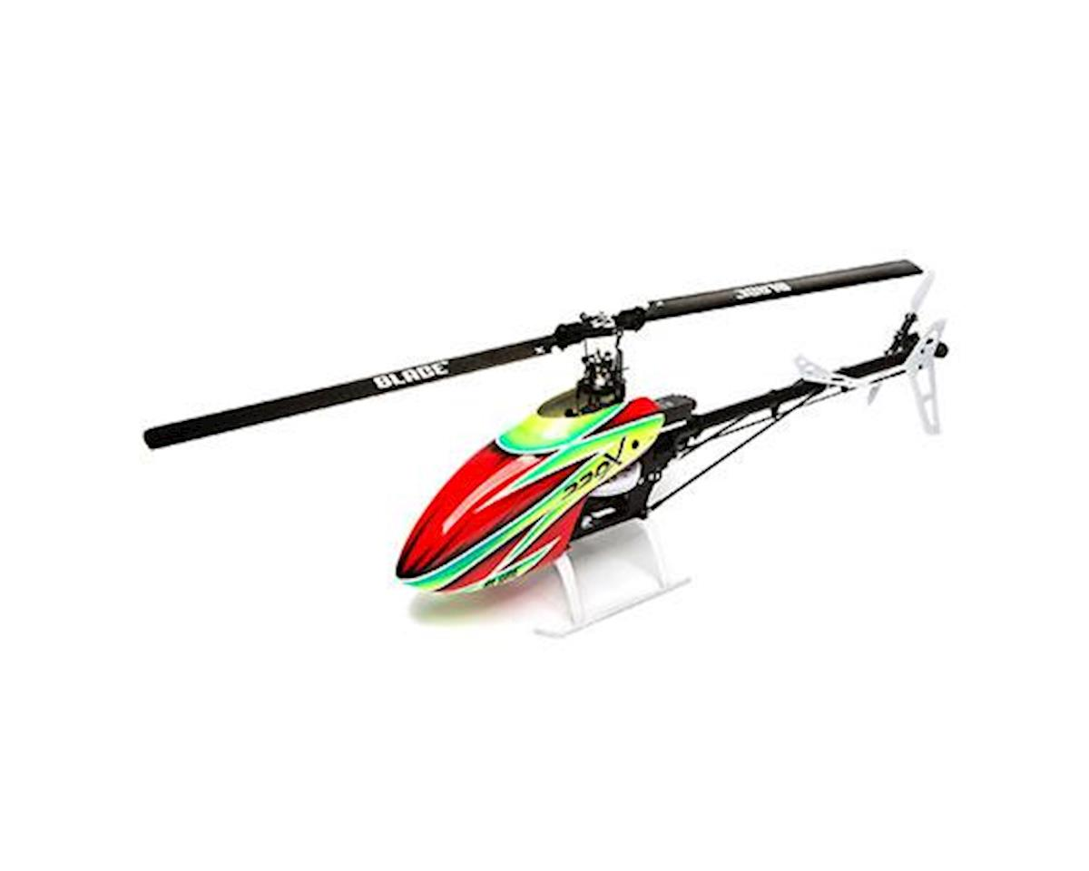 Blade Helis 330X RTF Flybarless Electric Collective Pitch Helicopter