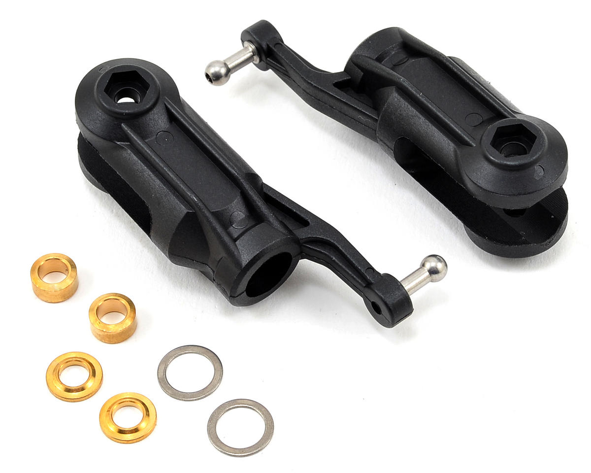 Blade 500 X Flybarless Main Rotor Grip Set