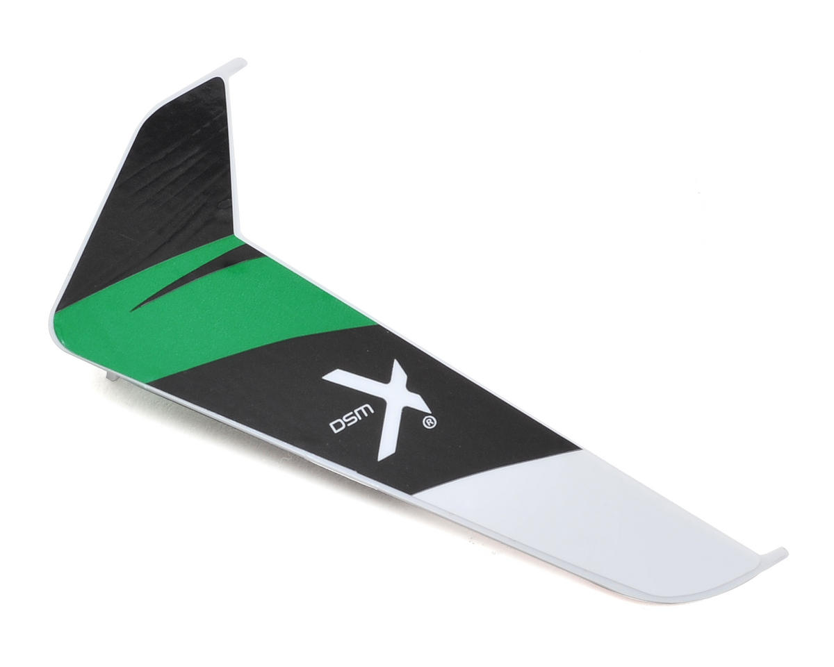 Blade Helis 120 S Tail Fin
