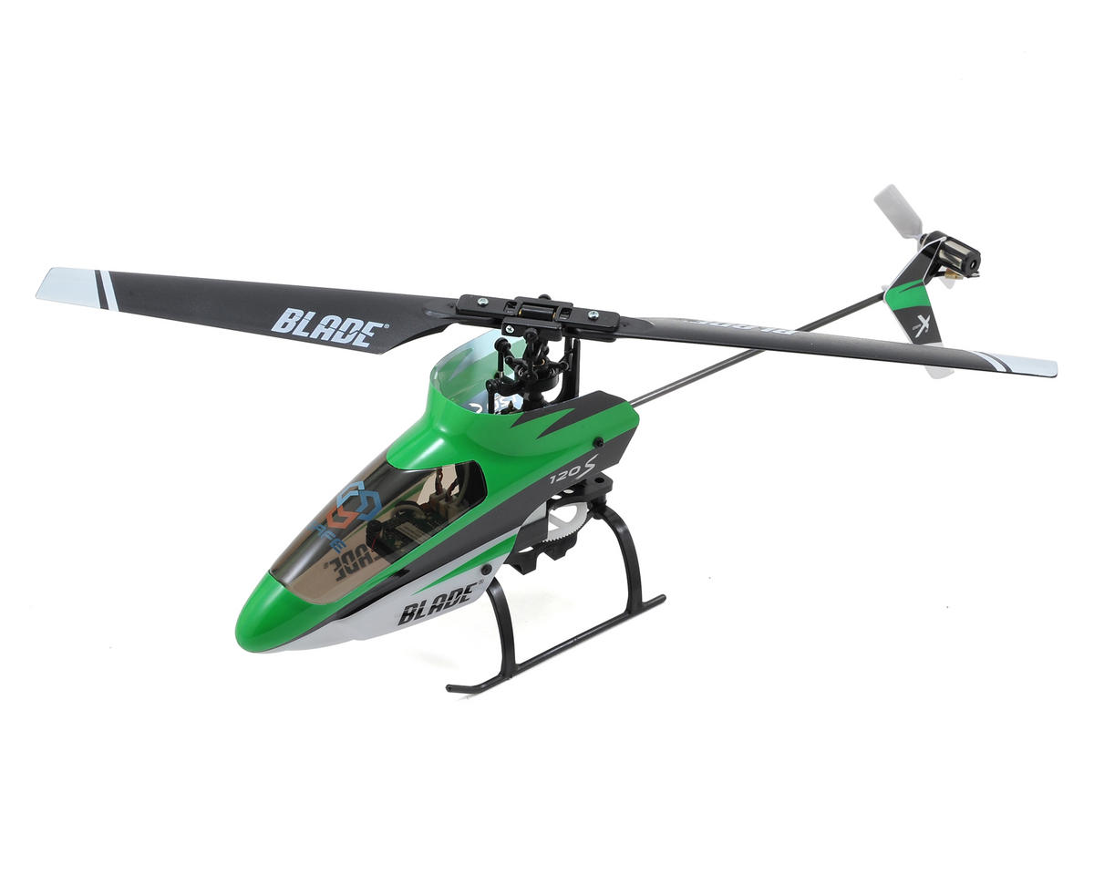 120 S Bind-N-Fly Electric Micro Helicopter by Blade Helis