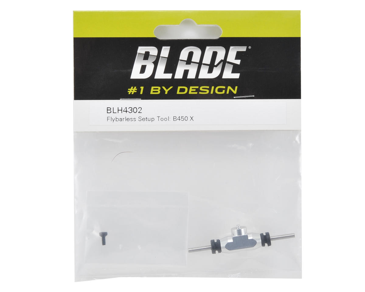 Blade Helis Flybarless Setup Tool (B450 X)