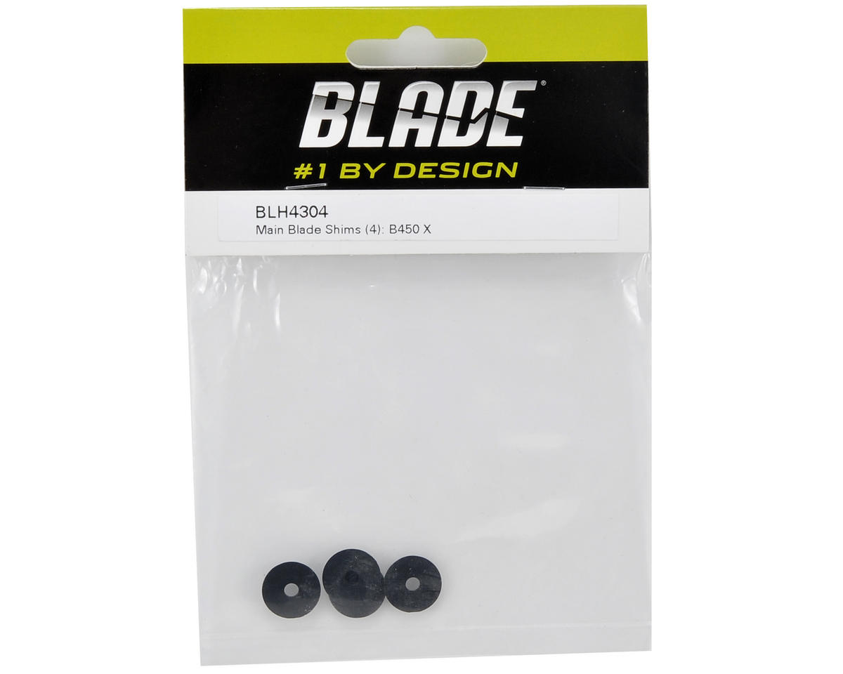Blade Main Blade Shim Set (4)