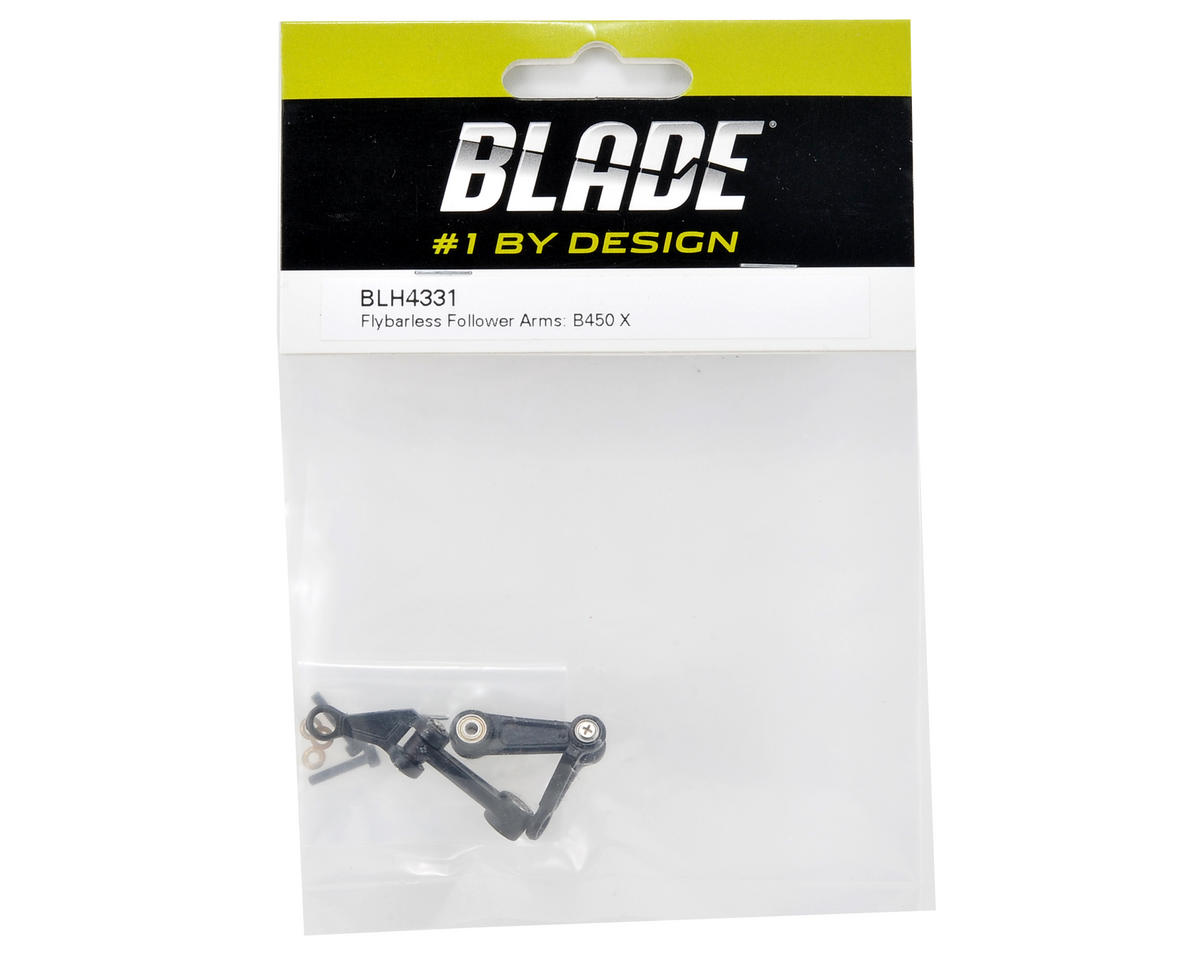 Blade Helis Flybarless Follower Arm Set (2)