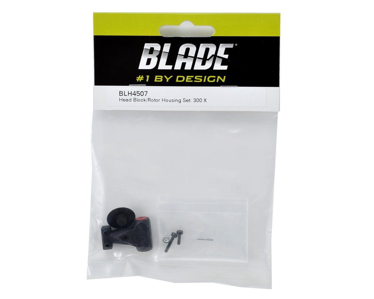Blade Helis Head Block & Rotor Housing Set