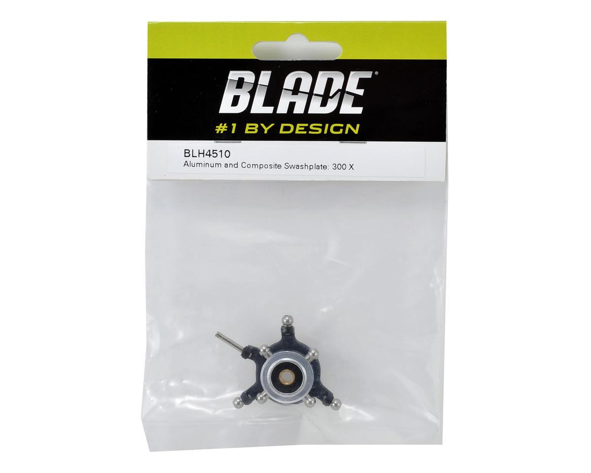 Blade Helis Aluminum & Composite Swashplate