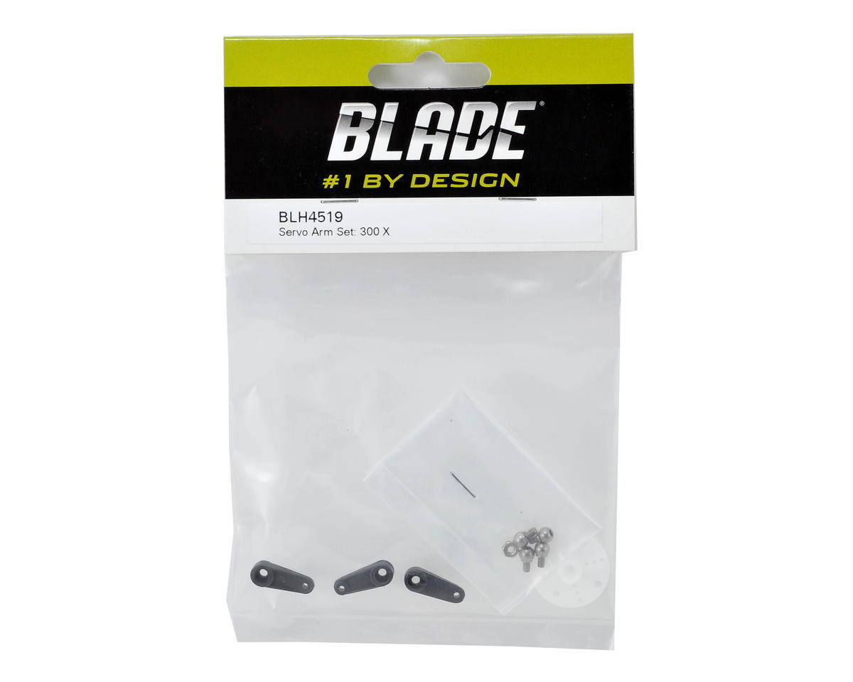 Blade Helis Servo Arm Set (300 X)