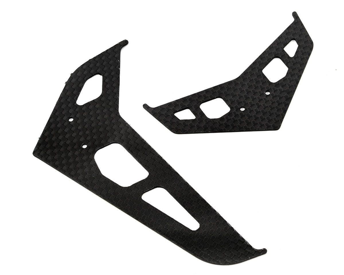 Carbon Fiber Stabilizer & Fin Set by Blade Helis