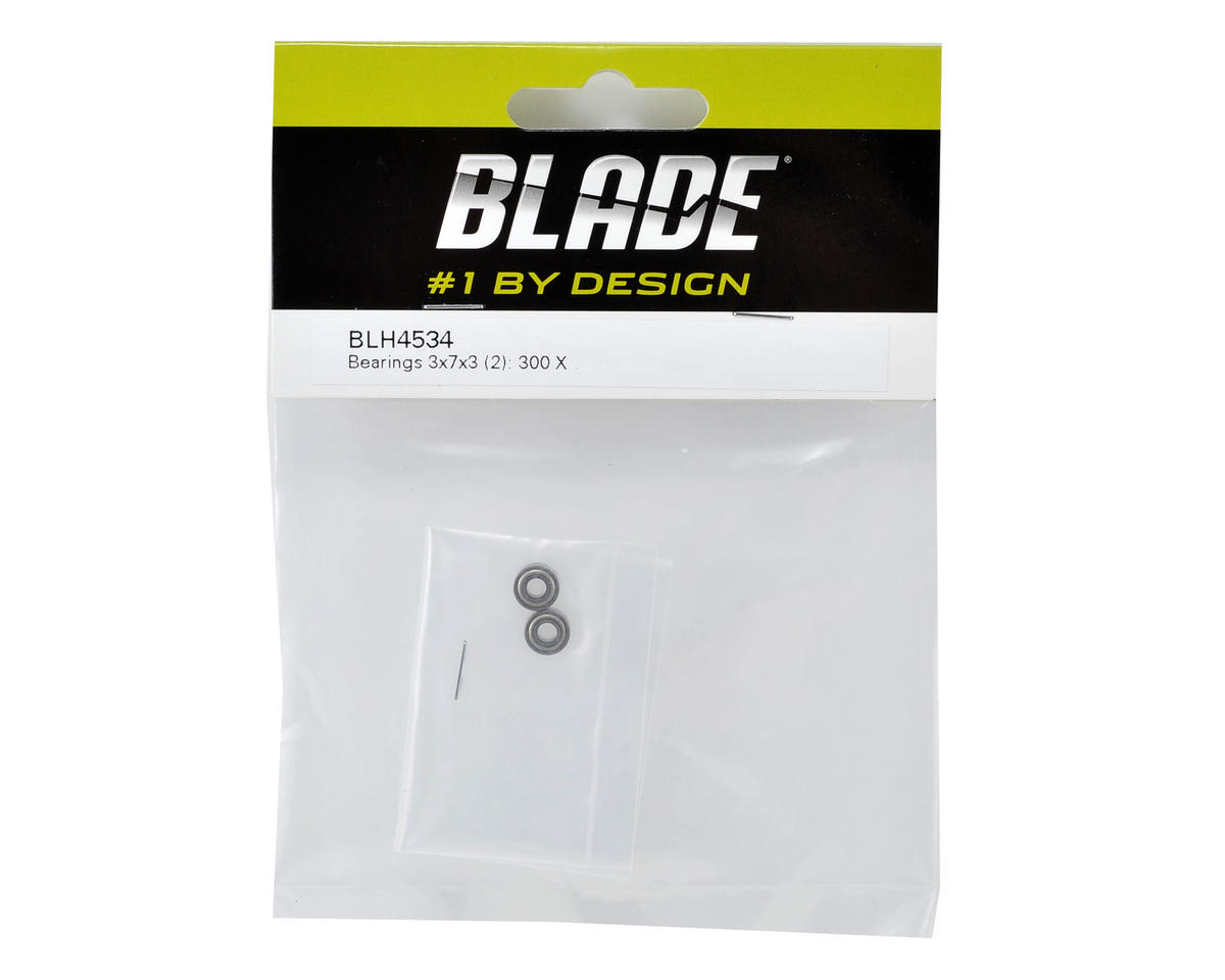 Blade Helis 3x7x3mm Bearing (2)