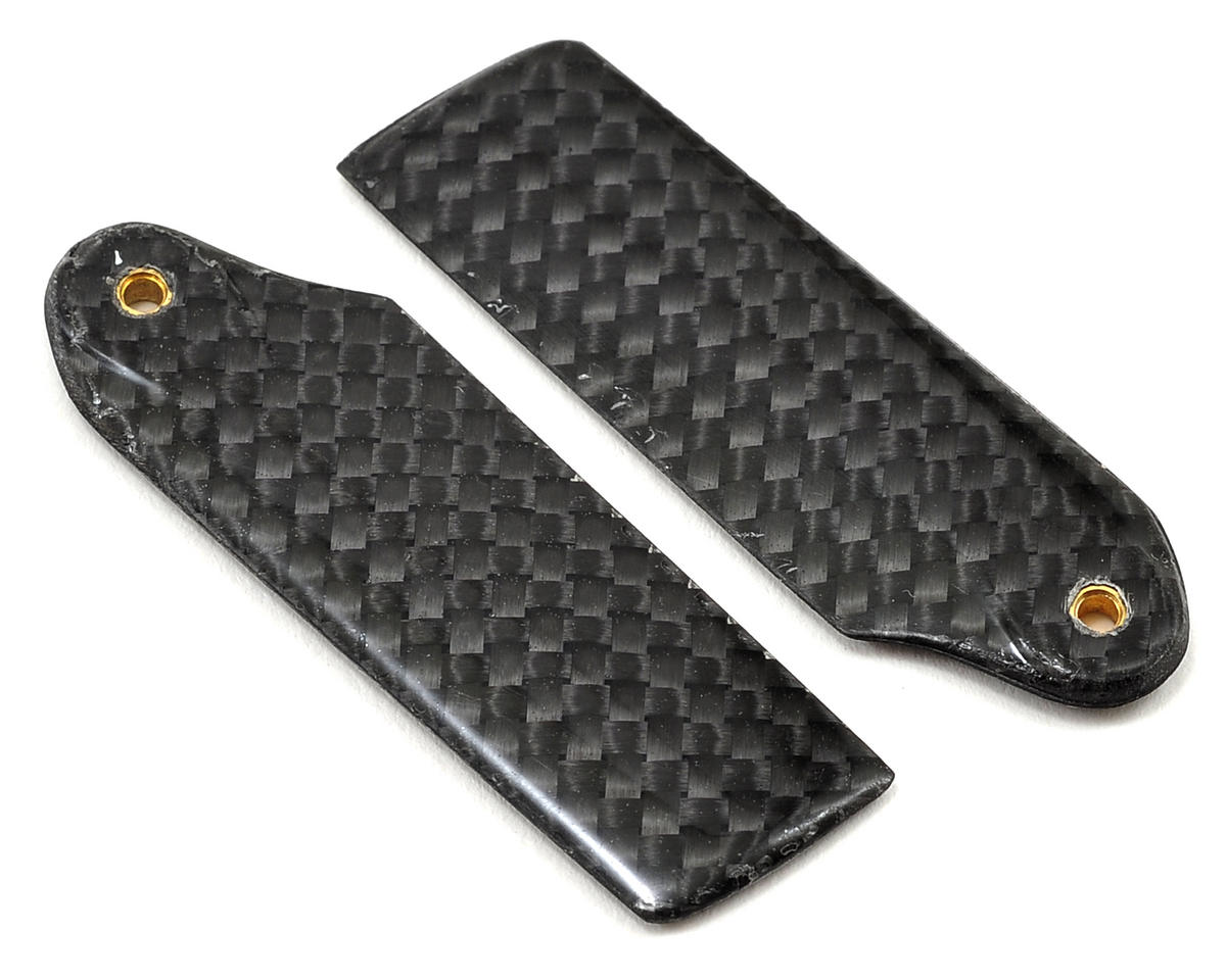 300 X Carbon Fiber Tail Rotor Blade Set by Blade