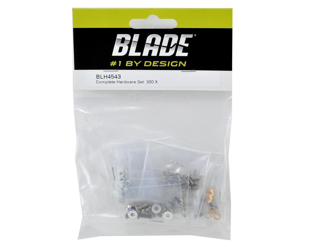 Blade Helis 300 X Hardware Set