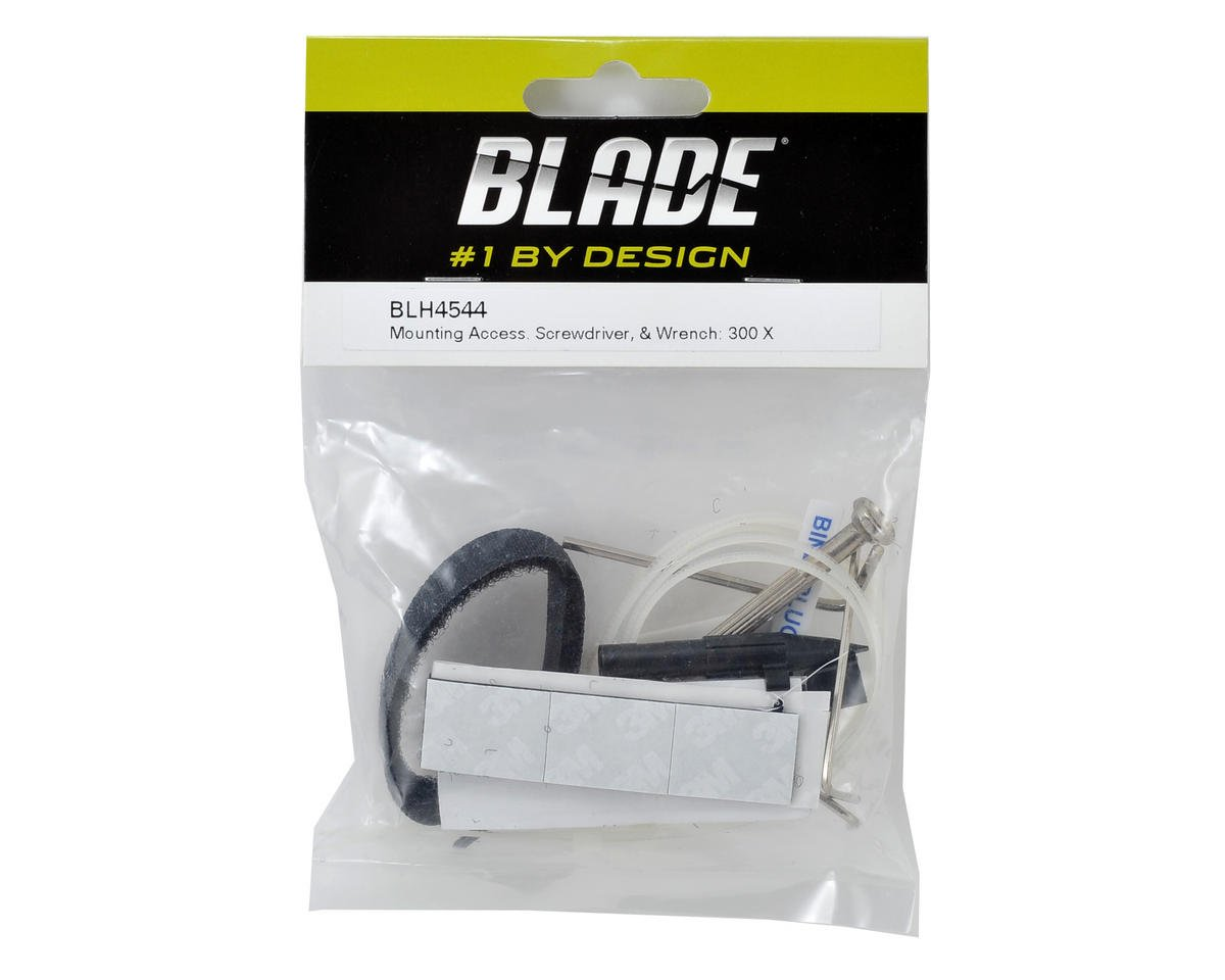 Blade Helis Mounting Accessories Set