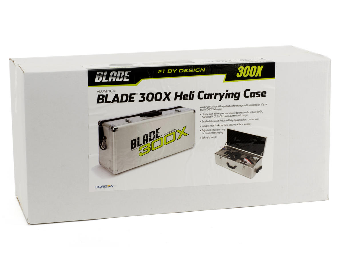 Blade Helis 300 X Aluminum Carrying Case