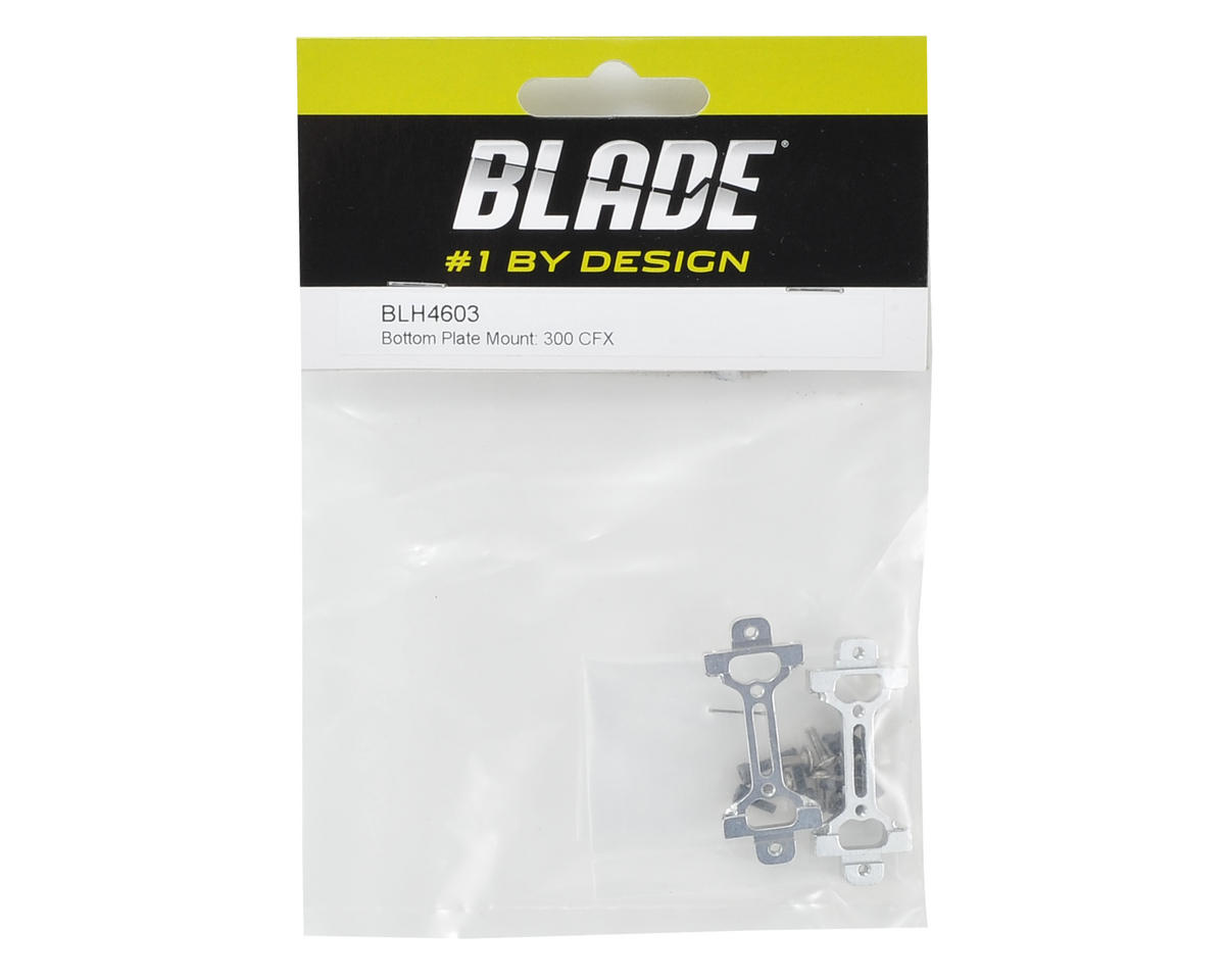 Blade Bottom Plate Mount